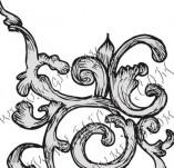 99/869/Дизайнерски печати и надписи за картички-Декоративни елементи-Декоративен елемент 113