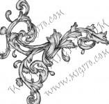 99/870/Дизайнерски печати и надписи за картички-Декоративни елементи-Декоративен елемент 114