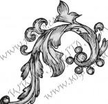 99/871/Дизайнерски печати и надписи за картички-Декоративни елементи-Декоративен елемент 115