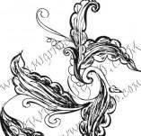 99/873/Дизайнерски печати и надписи за картички-Декоративни елементи-Декоративен елемент 117