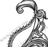 99/874/Дизайнерски печати и надписи за картички-Декоративни елементи-Декоративен елемент 118