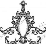 99/878/Дизайнерски печати и надписи за картички-Декоративни елементи-Декоративен елемент 122