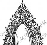 99/880/Дизайнерски печати и надписи за картички-Декоративни елементи-Декоративен елемент 124