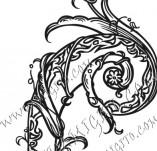 99/881/Дизайнерски печати и надписи за картички-Декоративни елементи-Декоративен елемент 48