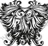 100/887/Дизайнерски печати и надписи за картички-Сърчица-Печат на сърце 7