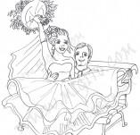 21/901/Дизайнерски печати и надписи за картички-Романтика-Сватба 4