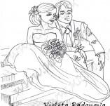 21/902/Дизайнерски печати и надписи за картички-Романтика-Сватба 5