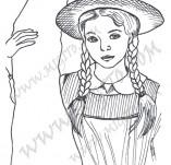 20/926/Дизайнерски печати и надписи за картички-Деца-Мечта