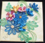 15/981/Panels-Panels with quilling-Quilling flower 3
