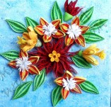 15/992/Panels-Panels with quilling-Quilling flower 5