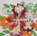 15/993/Panels-Panels with quilling-Quilling flower 6